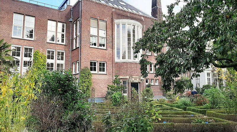 Administração do Hortus Botanicus Amsterdam