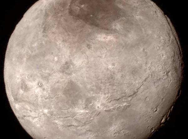 Caronte, lua de Plutão