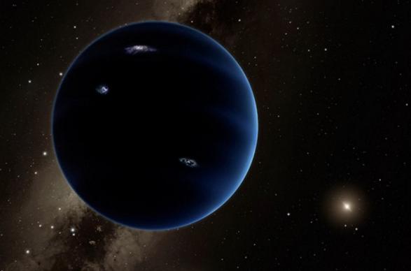 Nono planeta descoberto no sistema solar?